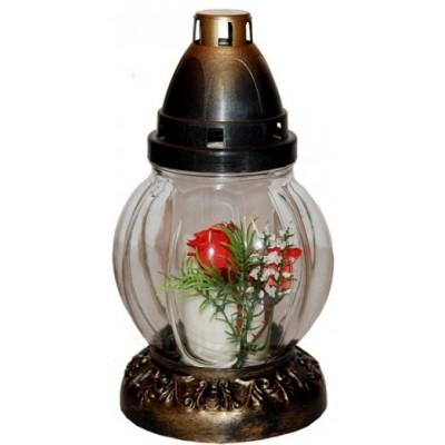 candela S-3 floare